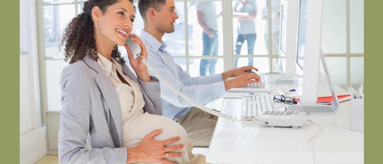 Pregnant Employee 10