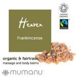 Heaven-Frankincense-organic-massage-oil-balm