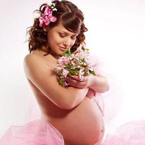 Gift idea for pregnant partner wife
