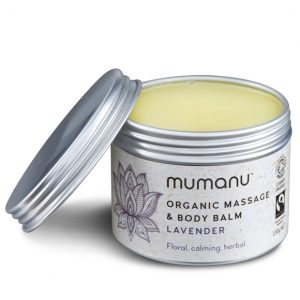 mumanu-organic-fairtrade-massage-body-balm-lavender Organic Fairtrade Skincare