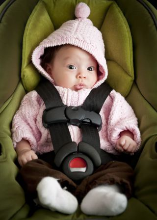 Never let babies sleep in seats out of car - research suggests ...