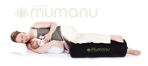 Mumanu_Postnatal_Pillow_cosleeping