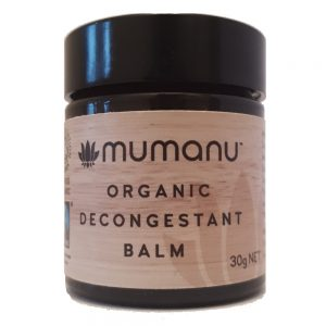 Decongestant Balm Pregnancy Safe