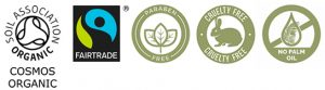 Free From Parabens Free From Palm Oil Organic Fairtrade Skincare