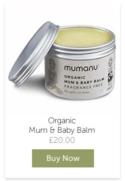 Mumanu Organic Mum & Baby Balm - Buy Now